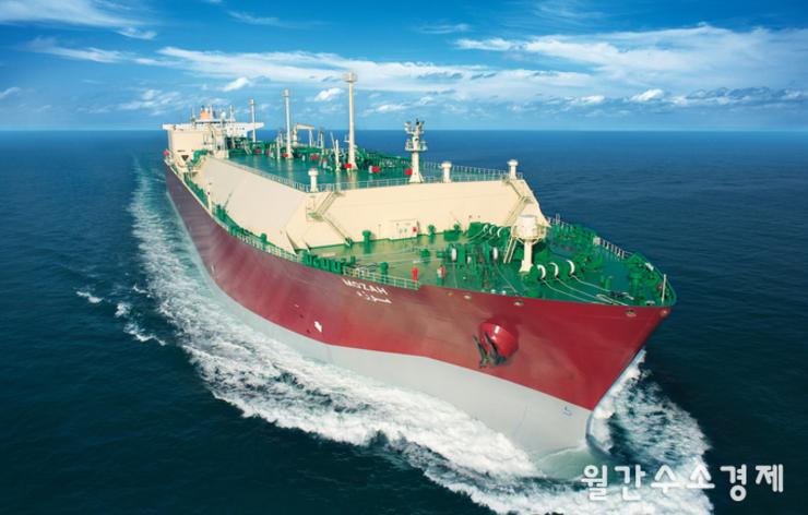 수소선박이뜬다 ② 삼성중공업-블룸에너지, 연료전지로가는LNG 운반선
