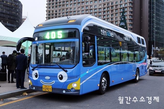 미래기준연구소는 한국산업기술평가관리원의 '수소전기버스 충전시스템 기술 개발 사업'을 통해 수소충전 프로토콜 표준화를 추진 중이다.